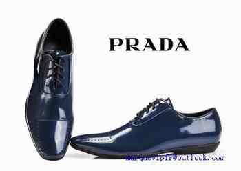 A Prada En Boutique chaussure Ligne Chaussure Prix Cuir Prada f6b7gy