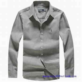 Chemise Lauren Destockage Polo Ralph chemise Chinois wvmNO80n