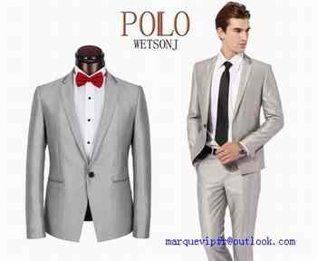 Polo Cher Homme Ralph destock Costume Lauren Pas Chine N8mn0wvO