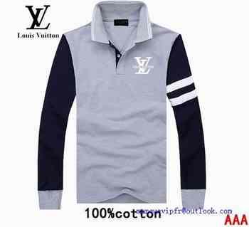 2e6a7522bd2 nouvelle collection t shirt manche longue louis vuitton