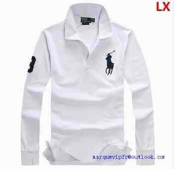 60ff5c3c938 ... t shirt manche longue polo ralph lauren bas de discount