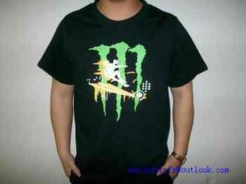 vente t shirt monster energy homme,t shirt